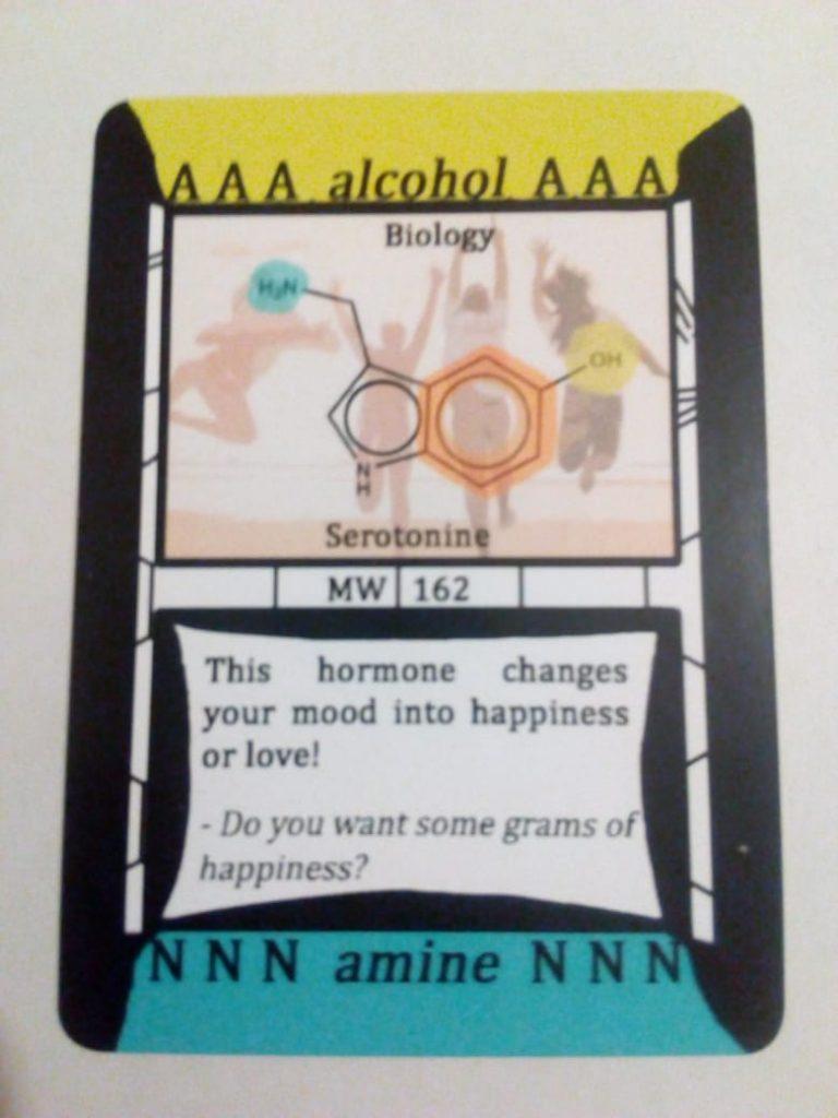 Hormona de serotonina